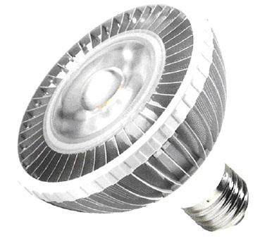 P00112-C Serie SPOT LIGHT PAR 30 (CW; 6000K; 110/220VAC; 13W; E27; 30º; 1; CREE; 10W; Diam. 95 x 120mm; 560 lm )