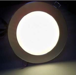 D00201-DW Serie DOWNLIGHT (DW; 4500-5000K; 24 VDC; 15W; 140º; 70; 0,2W; Diam. 170 x 80mm; 450 lm)