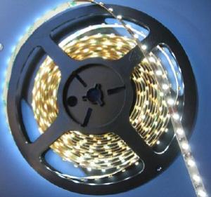 S00639-C Serie FLEXIBLE STRIP  (CW; 5500-6500K; 12 VDC ; 15,6W/metro ;  120º ; 78/metro ; SMD; 0,2W/led ; 5000 x 10 x 1,8mm)