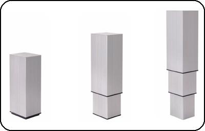 columnas-telescopicas-ERMEC-pilares-telescopicos