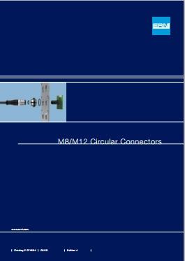 Catálogo de M8/M12 de ERNI