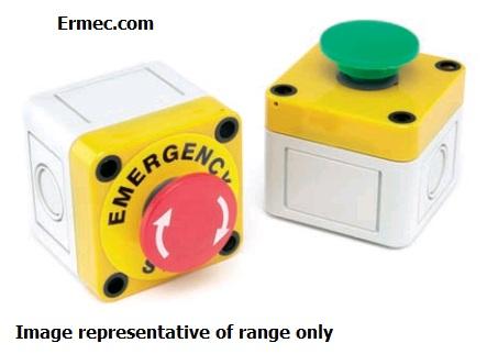 Emergency Stop Amp Industrial Controlspulsadores Emergencia