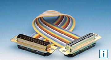 Cable-connectors-female-idc-flat-ribbon-cable