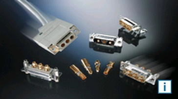 D-Sub-Connectors-Conectores-Sub-d-high-power-right-angle-male