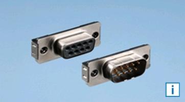 D-Sub-Connectors-Conectores-Sub-d-slimline-smt