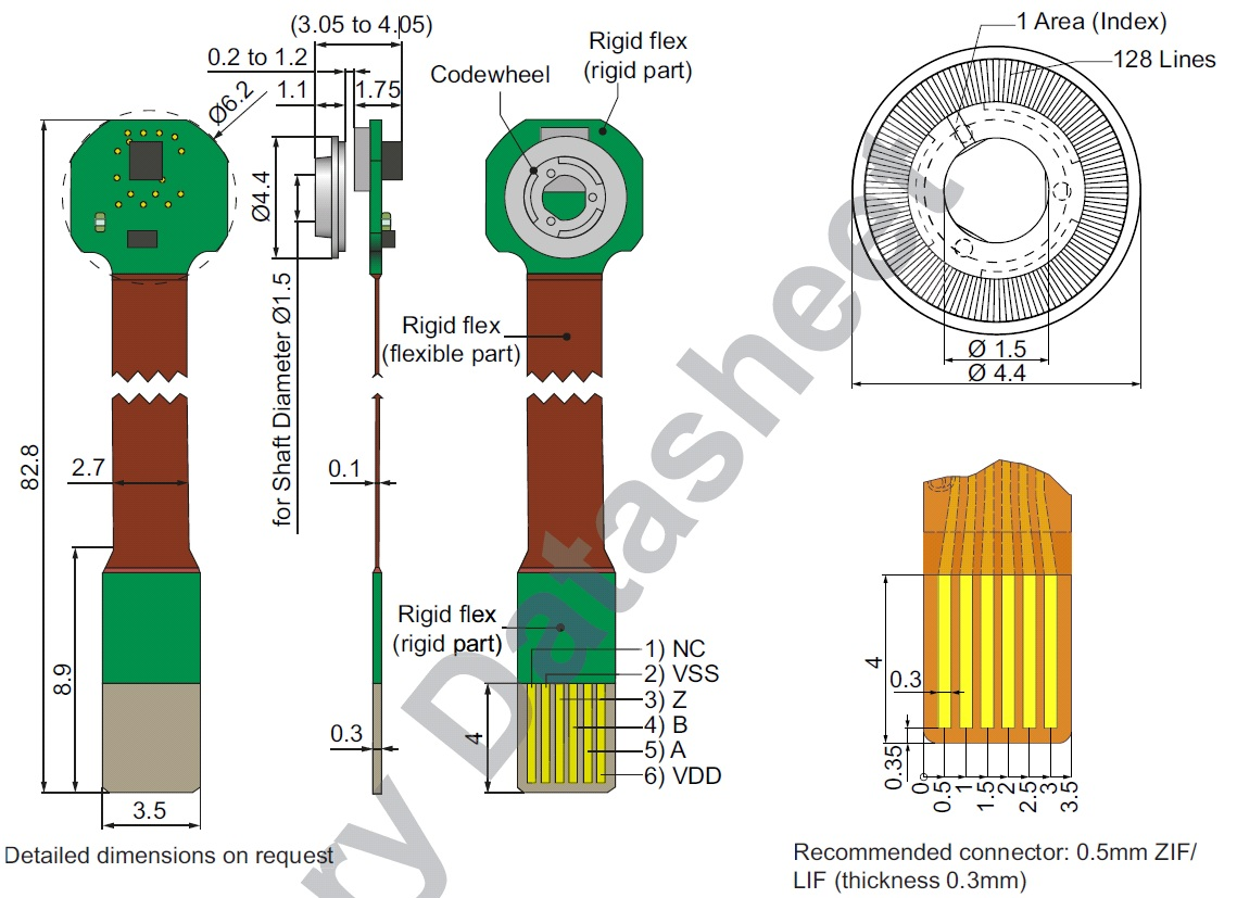 EOI-R007-Elesta-Incremental-Encoder