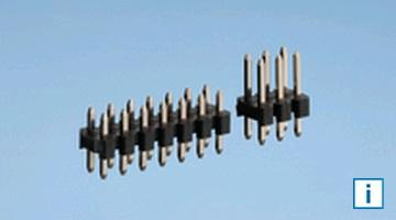 Pin-Headers-2-54mm-STL-Header-dual-row-vertical-thr