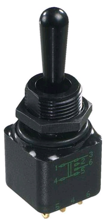 12000X778-series-APEM-Toggleswitches-High performance toggle switches - threaded bushing diameter-11,9