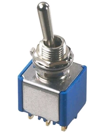 Miniature toggle switches - the widest range