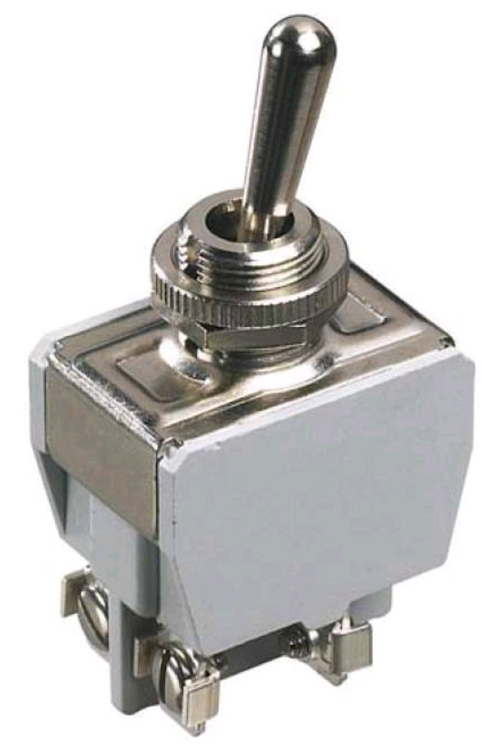 600H Series - Insulated lever toggle switches