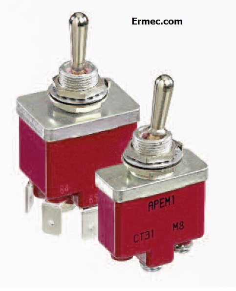 Sealed toggle switch for high volume applications