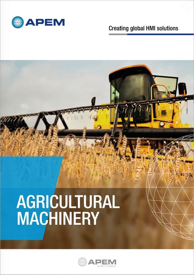 Pulsadores para maquinaria agrícola