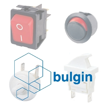 BULGIN Arcolectric Switches