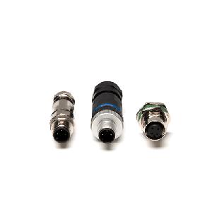 Bulgin M12 Series Connector