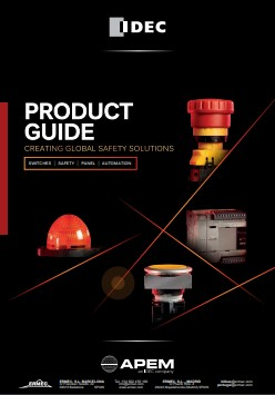 PRODUCT GUIDE IDEC