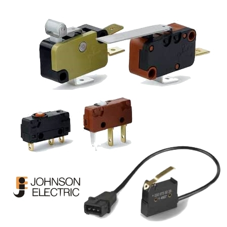 Johnson MicroSwitches