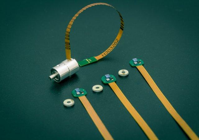 Elesta Miniature Incremental Encoder - ERMEC