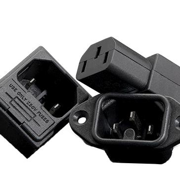 IEC Outlets & Connectors