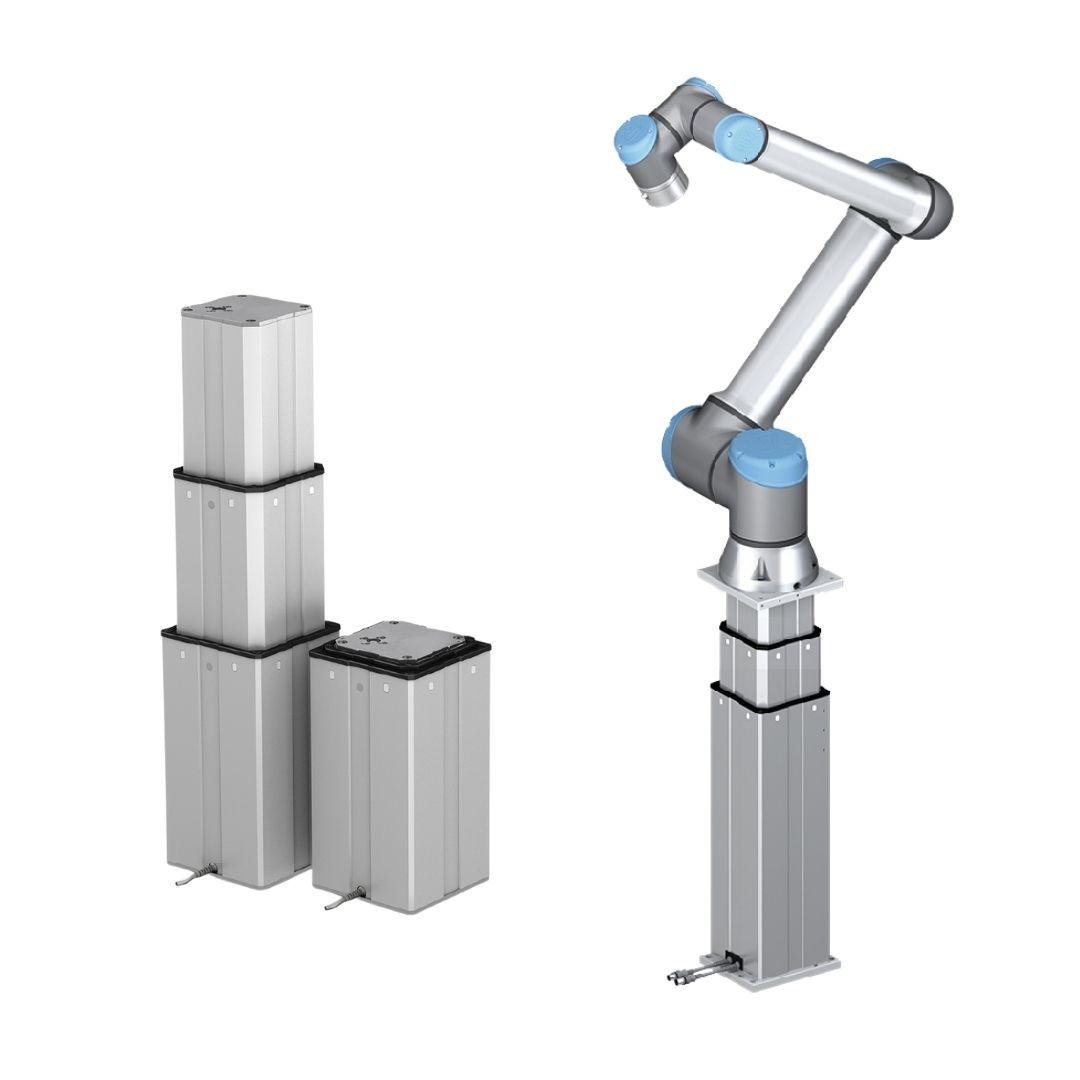 Telescopic Pillars