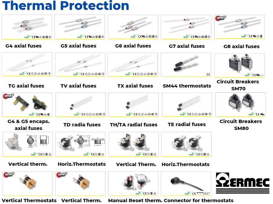 proteccion térmica