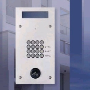 Switches and keyboards for Access Control, Video door entry, security, ...