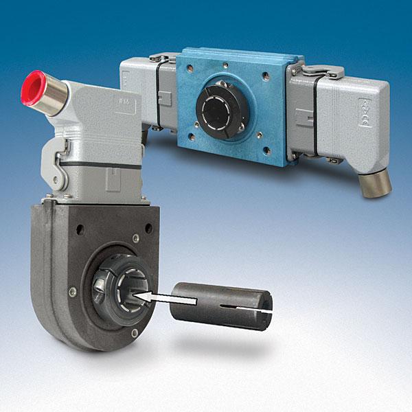 Encóders magnéticos de eje hueco, 2048ppr, sin opciones de salida, 5-24VDC (7272) (15mm, MS con conector (fase estándar), Final de eje Universal y eje pasante, sin protección, 9.5' - cara C, A,noA, B, noB,Z, noZ