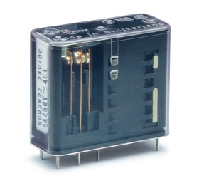 Relés de seguridad, Serie SGR282Z (24VDC, 2CO, 1W)