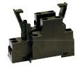 DIN rail socket SRD-SIM4