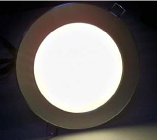 D00201-WW Serie: Downlight (WW (blanco caliente), 3500-4000K, 24 VDC, 15W, 54)