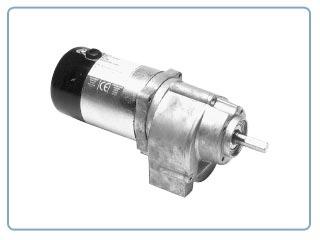 Motorreductores Parvalux    -Motor de Imán Permanente (12VDC ,50rpm)