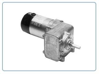 Motorreductores Parvalux    -Iman Permanente (24VDC ,6rpm)