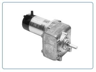 Motorreductores Parvalux    -Iman Permanente (24VDC ,Vel.final:rpm)