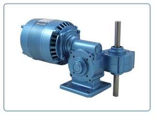 Motorreductores Parvalux    -Motor de Inducción (240VAC ,1-1,2rpm)