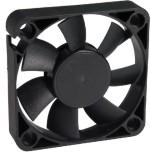 Ventilador axial DC (5Vdc, 50x50x10mm, 4600rpm, 10.7cfm)